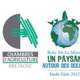 Vendée Globe 2012 : un paysan autour de l'océan