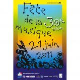 Fête de la musique 2011 en Vendée