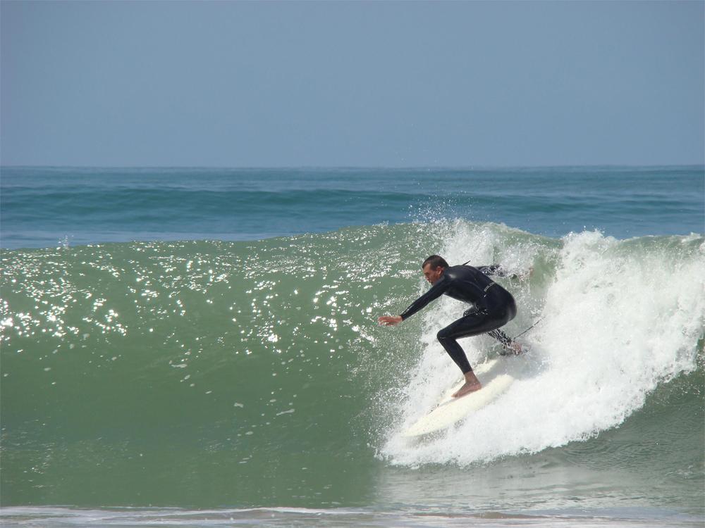 Ou surfer en vendee