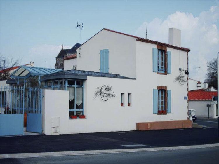 Restaurant Le Petit Saint Thomas La Garnache