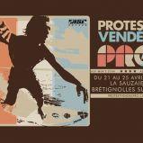 Protest Vendée Pro de Brétignolles : 19 au 25 avril 2011